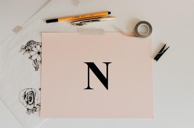 Итальянские наречия и союзы на букву N
