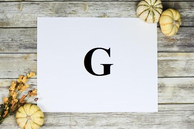 Итальянские наречия и союзы на букву G