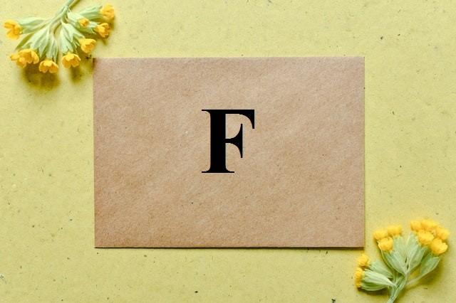 Итальянские наречия и союзы на букву F