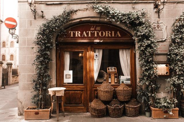 Итальянский словарик. Место жительства.