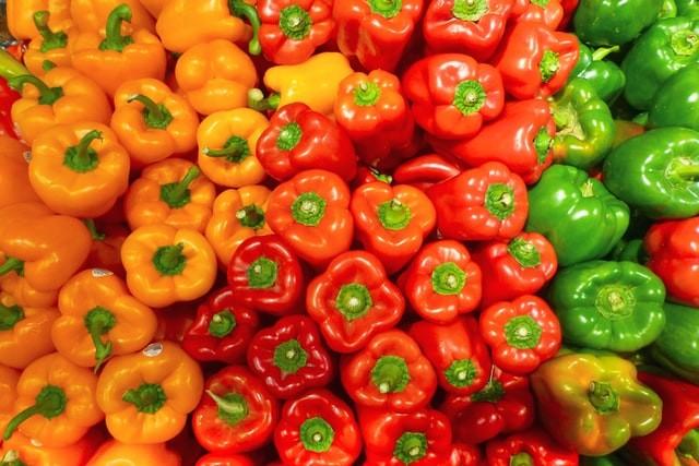 Итальянский словарик. Овощи.