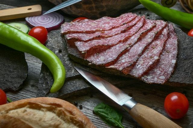 Итальянский словарик. Мясо, рыба.
